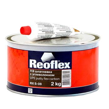 Изображение товара Шпатлевка с углеволокном Reoflex Flex Carbon 2кг