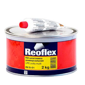 Изображение товара Шпатлевка универсальная Reoflex Multi 2кг