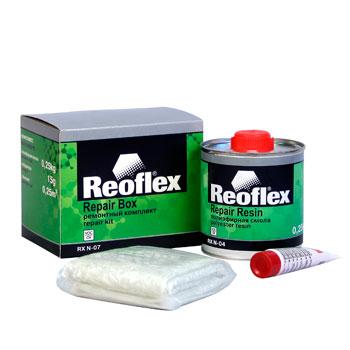 Изображение товара Смесь полиэфирная Reoflex (0,25 кг) для ремонта пластиков