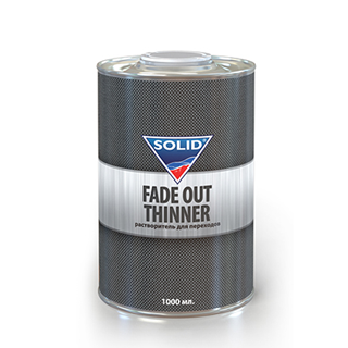 Изображение товара Разбавитель для переходов SOLID FADE OUT THINNER 1000мл