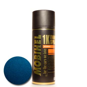 Изображение товара Спрей Mobihel металлик 50343 Синяя 520мл