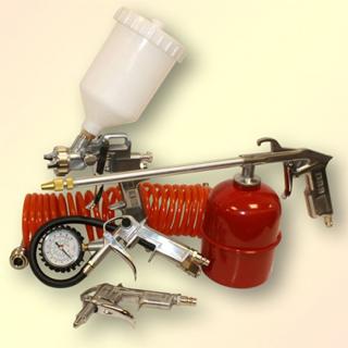 Изображение товара Набор для сервиса VOYLET АК-2 (5 предметов)