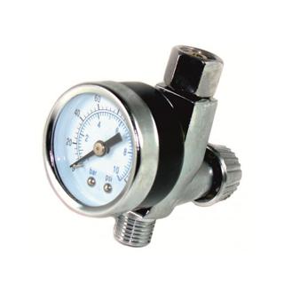 Изображение товара Редуктор на краскопульт VOYLET AR-805 с манометром (регулятор давления)