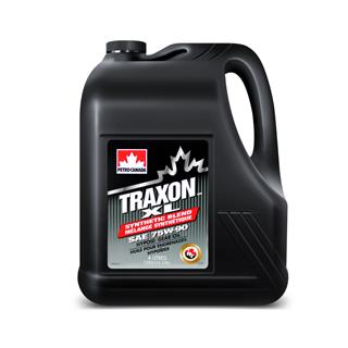 Изображение товара Масло транс.PETRO-CANADA TRAXON XL 75w90 син.,4л