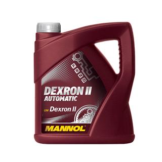 Изображение товара MANNOL ATF DEXRON II D автомат 4л.