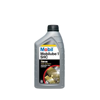Изображение товара Масло транс. MOBIL Mobilube SHC 75W90 GL-4/GL-5,1л