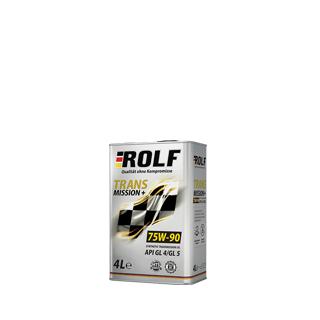 Изображение товара ROLF Transmission plus SAE 75W90  API GL-4/5, 1л
