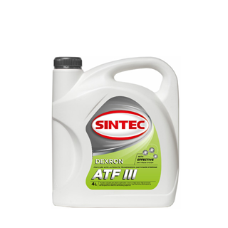 Изображение товара maslo-transmissionnoe-sintes-atf-iii-dextron-4l