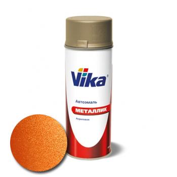 Изображение товара VIKA Металлик Абрикос 102 0,4л (аэрозоль)