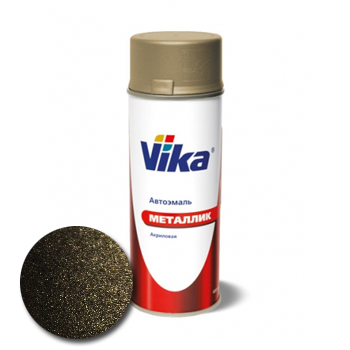 Изображение товара VIKA Металлик Авантюрин 602 0,4л (аэрозоль)