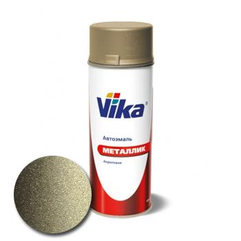 Изображение товара VIKA Металлик Кварц 630 0,4л (аэрозоль)
