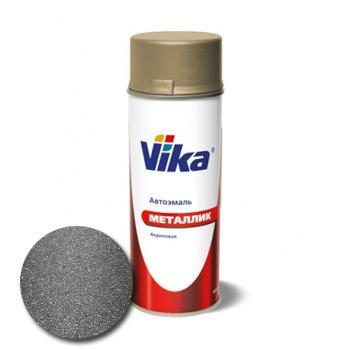 Изображение товара VIKA Металлик Мокрый асфальт 626 0,4л (аэрозоль)