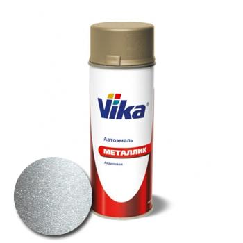 Изображение товара VIKA Металлик Платина 691 0,4л (аэрозоль)