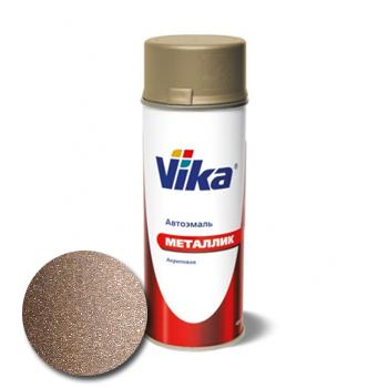 Изображение товара VIKA Металлик Сандал 670 0,4л (аэрозоль)