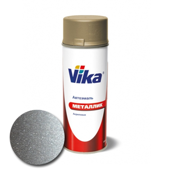 Изображение товара VIKA Металлик Снежная королева 690 0,4л (аэрозоль)
