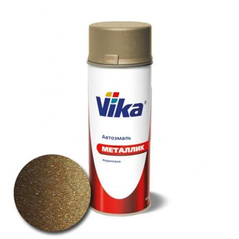 Изображение товара VIKA Металлик Табак 399 0,4л (аэрозоль)