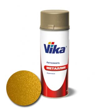Изображение товара VIKA Металлик Золотая нива 245 0,4л (аэрозоль)
