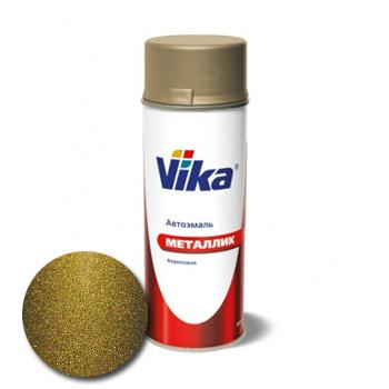 Изображение товара VIKA Металлик Золото инков 347 0,4л (аэрозоль)