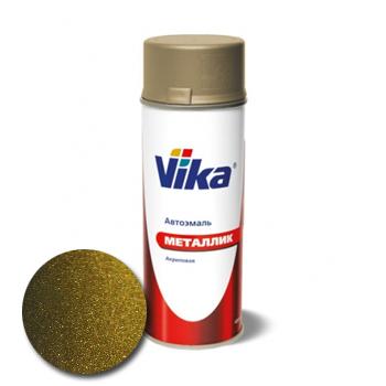 Изображение товара VIKA Металлик Золотой лист 331 0,4л (Снят с производства)