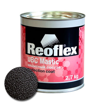 Изображение товара Защитный состав Reoflex (2,7кг) Черный