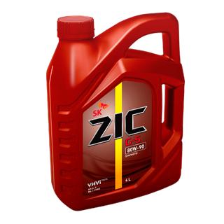 Изображение товара ZIC G- 5 80W90 4л