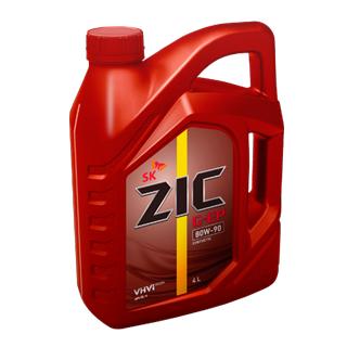Изображение товара ZIC G- EP GL-4 80W90 4л