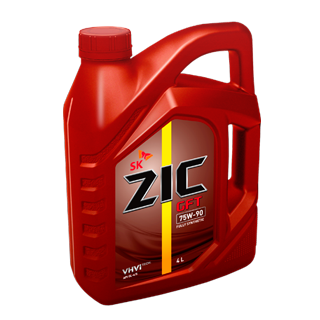 Изображение товара ZIC G-F ТОР 75W90 4л